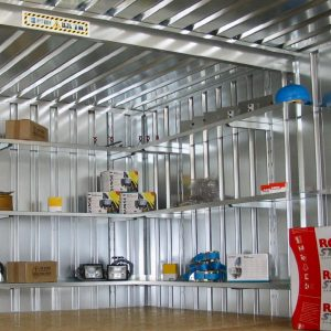 Internal Shelving Kit – 1m