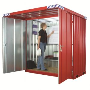 Quickbuild Container – Engineers Shelter