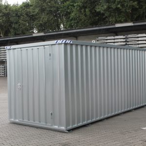 Quickbuild Container 6 x 2m – Single Door