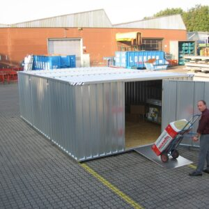 Combination Container 3x4m